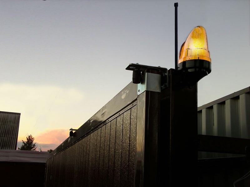 Стандартные способы улучшить сигнал ПДУ на въездных воротах